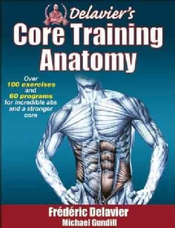 Delavier's Core Training Anatomy (Paperback)