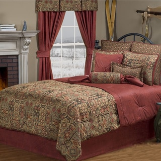 Mesquite King-size 4-piece Comforter Set