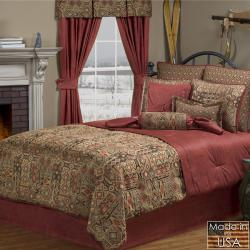 Mesquite California King-size 4-piece Comforter Set