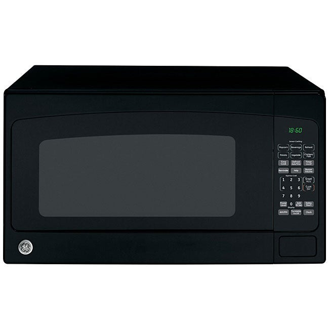 GE JEB1860DMBB 1.8-cu-ft Countertop Microwave Oven