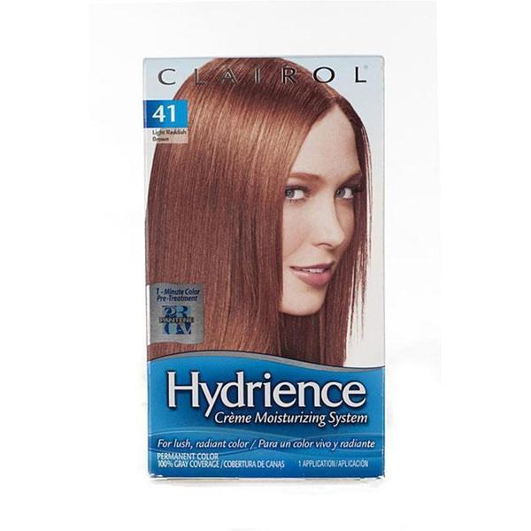 clairol hydrience 41 caribbean caramel light reddish. Black Bedroom Furniture Sets. Home Design Ideas