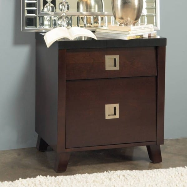 Angelo Home Marlowe Charging Station Nightstand 13679182