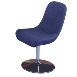 Melrose Airbrush Ocean Dining Chair