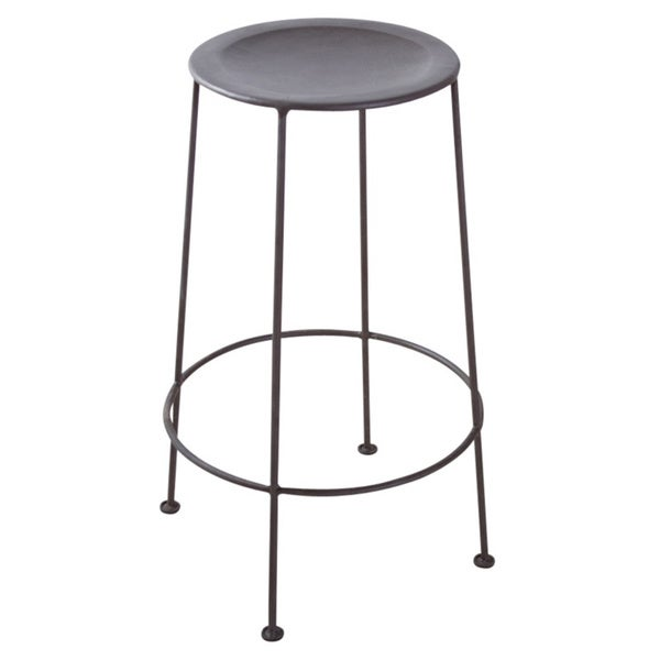 Iron Zinc Finish Bar Stool India 13679373 Overstock