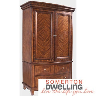 Somerton Dwelling Runway TV Armoire