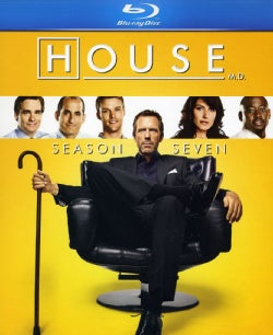 House: Season Seven (Blu-ray Disc)