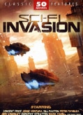 Sci-Fi Invasion: 50 Movie Set (DVD)