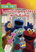 Sesame Street: Learning Letters with Elmo (DVD)