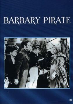 Barbary Pirate (DVD)