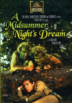 A Midsummer Night's Dream (DVD)