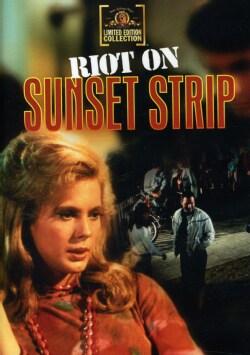 Riot On Sunset Strip (DVD)