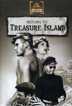 Return To Treasure Island (DVD)