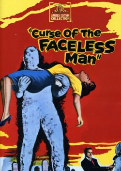 Curse Of The Faceless Man (DVD)