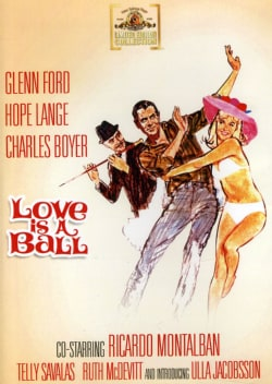 Love Is A Ball (DVD)