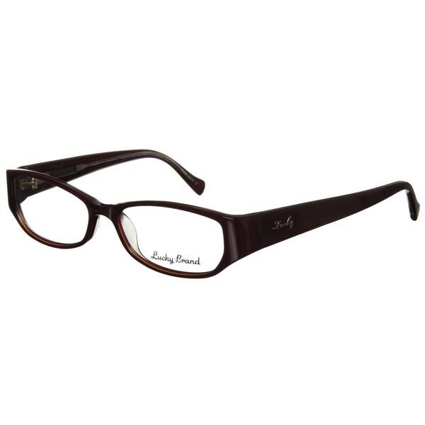 Lucky Brand 'Sadie' Women's Violet Eyeglasses