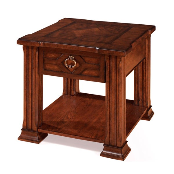 Somerton Dwelling Villa Madrid End Table