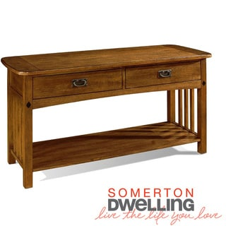 Somerton Dwelling Craftsman Sofa Table