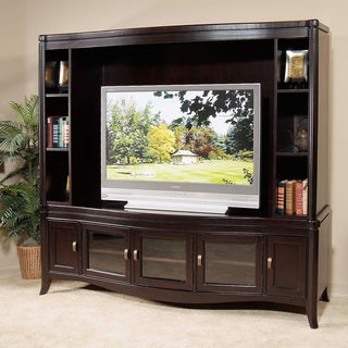Somerton Dwelling Signature Entertainment Center Wall Unit