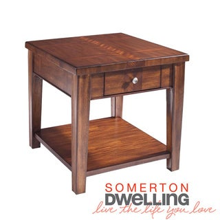 Somerton Dwelling Runway End Table