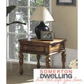 Somerton Dwelling Melbourne End Table