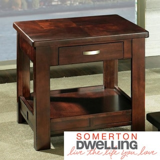 Somerton Dwelling Serenity End Table
