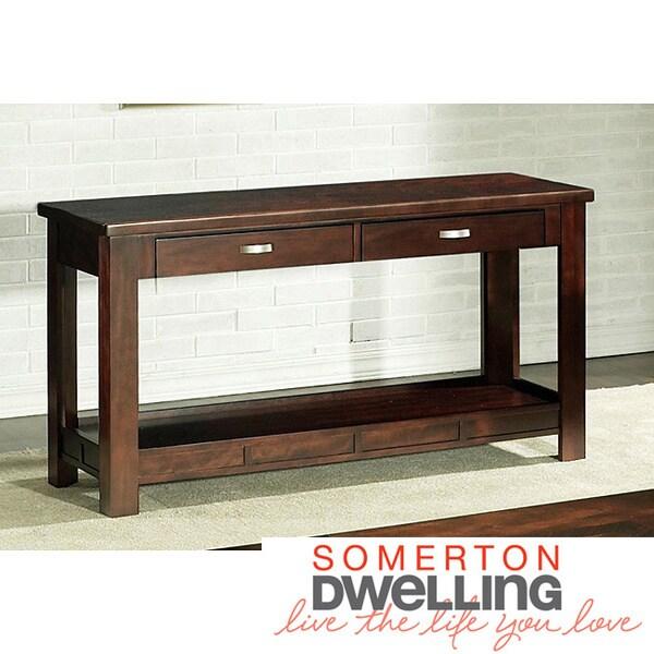 Somerton Dwelling Serenity Sofa Table