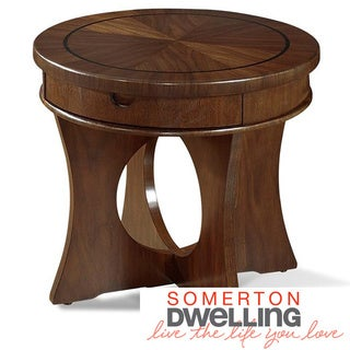 Somerton Dwelling Manhattan End Table