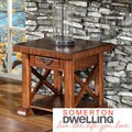 Somerton Dwelling Barrington End Table