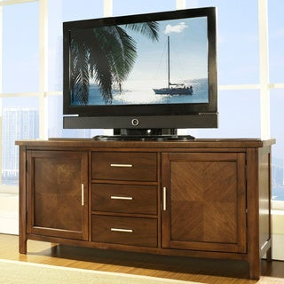 Gatsby Medium Brown Entertainment Console