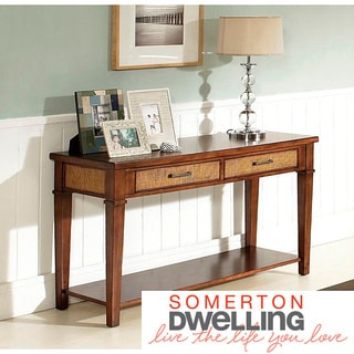 Somerton Dwelling Mesa Sofa Table