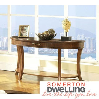 Somerton Dwelling Gatsby Sofa Table