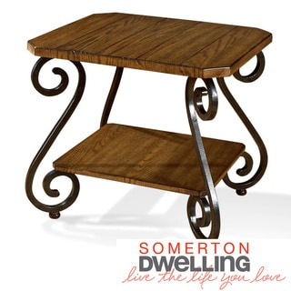 Somerton Dwelling Covington End Table