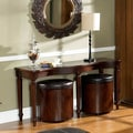 Morgan Deep Brown Sofa Table