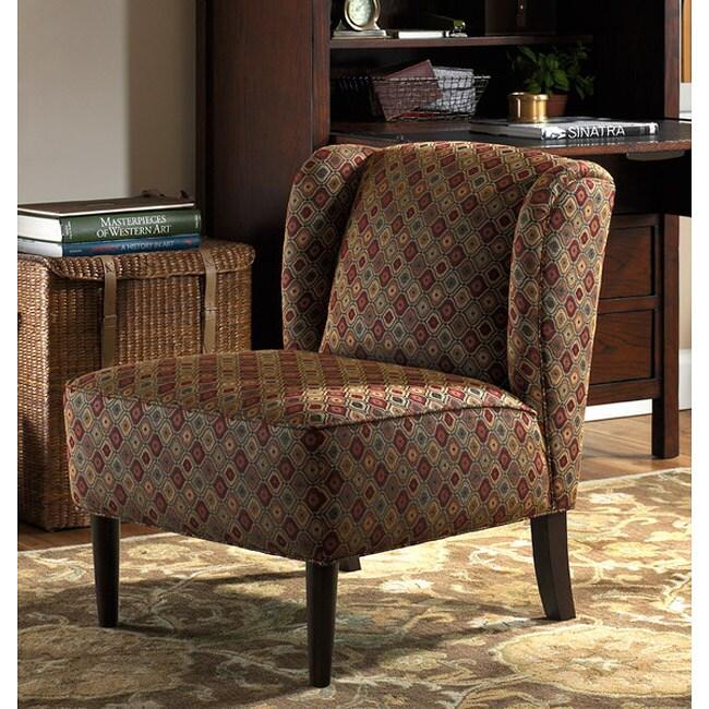 Mia Spice Armless Chair