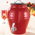 American Atelier Honey Pot Cherry Drop 203-oz Beverage Dispenser