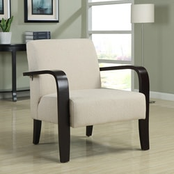 Metro Milkweed Bent Arm Chair