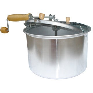 Home Style STPOP Old Fashion 5-quart Popcorn Popper