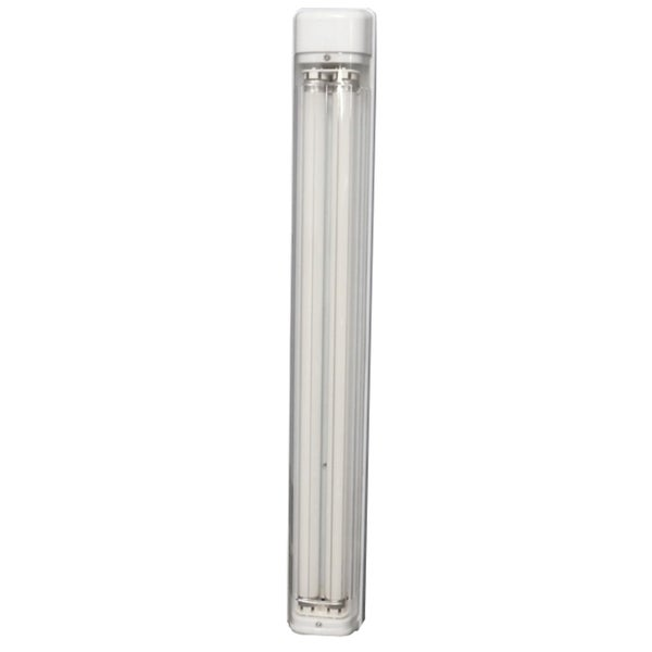 Superlight Portable Rechargeable Fluorescent Lamp