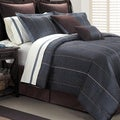 Ice Age 16-piece Contemporary Grey Room in a Bag with Sheet Set