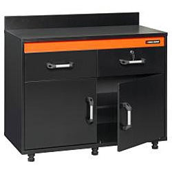 Black & Decker Garage and Workshop Wide Workcenter