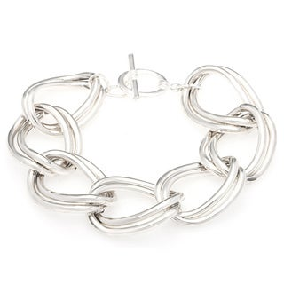 Sterling Silverplated Chain Bracelet (USA)