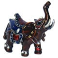 Cristiani Warrior Elephant Trinket Box