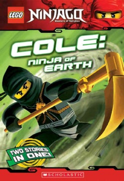 Cole: Ninja of Earth (Paperback)