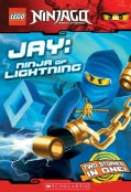 Jay: Ninja of Lightning (Paperback)