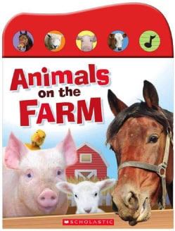 Animals on the Farm (Board book)