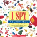I Spy A Funny Frog (Novelty book)