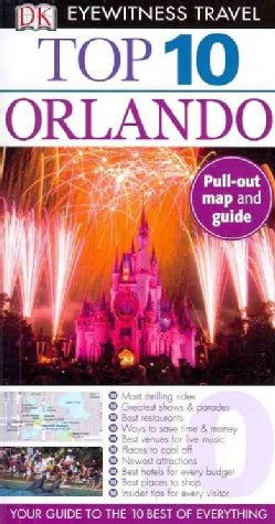 Dk Eyewitness Travel Top 10 Orlando