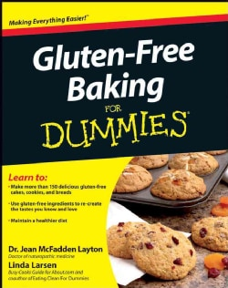 Gluten-Free Baking for Dummies (Paperback)