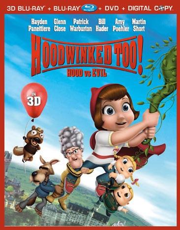 Hoodwinked Too! Hood Vs. Evil (Blu-ray/DVD)