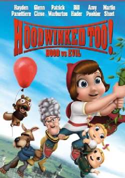 Hoodwinked Too! Hood Vs. Evil (DVD)